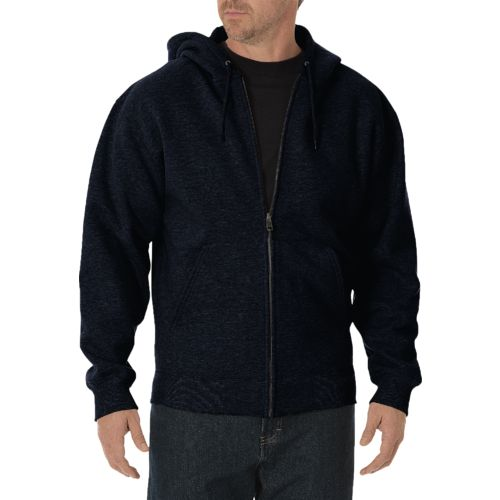 Display product reviews for Dickies Men's Midweight Fleece Full Zip Hoodie