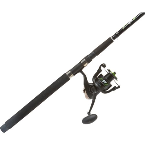 Display product reviews for Academy Sports + Outdoors Pro Cat 7 ft Spinning Rod and Reel Combo