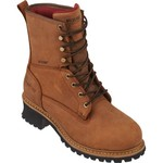 Wolverine Men's Snyder Insulated Waterproof Steel-Toe EH Logger Work Boots - view number 2