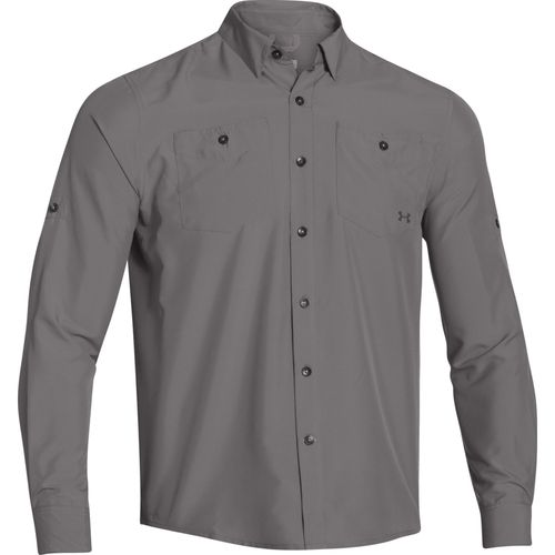 Image for under armour men 39 s chesapeake long sleeve for Under armour long sleeve fishing shirt