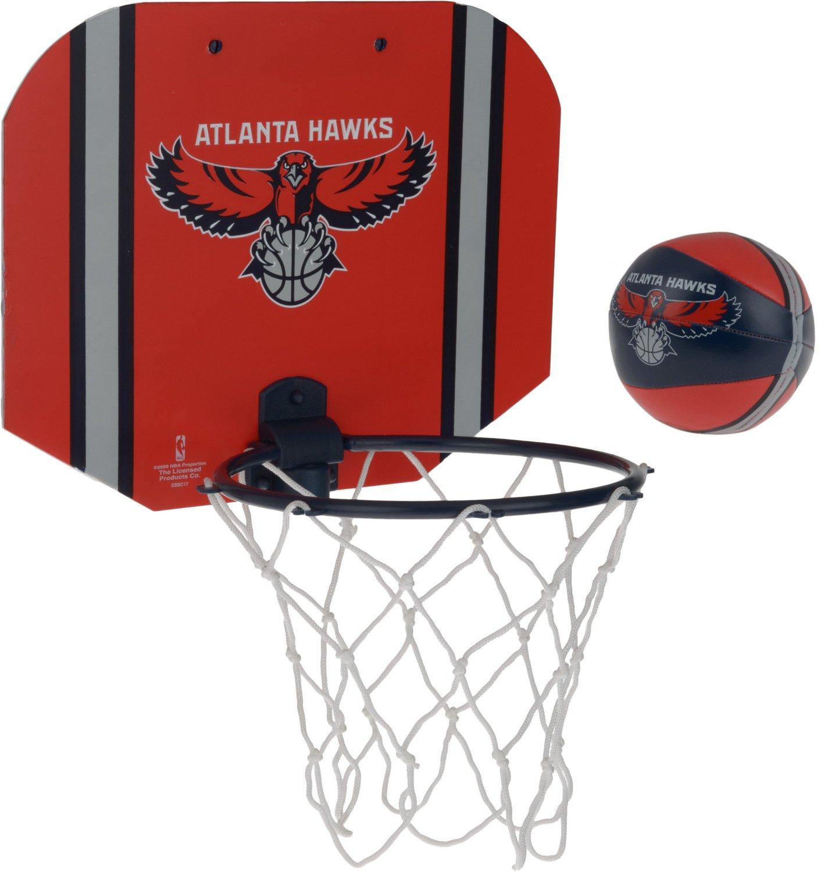 NBA Atlanta Hawks Slam Dunk Softee Hoop Set