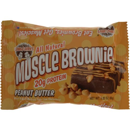 Display product reviews for Lenny & Larry's All Natural Muscle Brownie