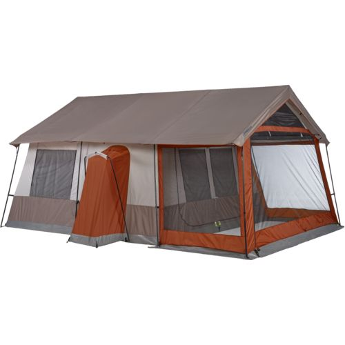 Display product reviews for Magellan Outdoors™ Trailhead Lodge Cabin Tent