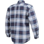 Wolverine Men's Flame Resistant Twill Plaid Shirt - view number 2