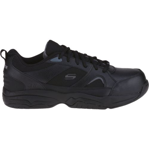 Image For SKECHERS Menu0026#39;s Felix Hawk Ridge Composite-Toe Work Shoes From Academy