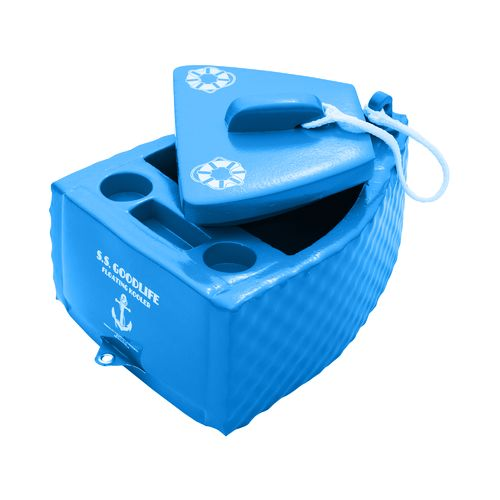 TRC Recreation Super Soft® S.S. Goodlife Floating Kooler