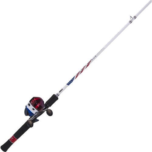 Zebco 33® Folds of Honor 6' M Freshwater Spincast Rod and Reel Combo