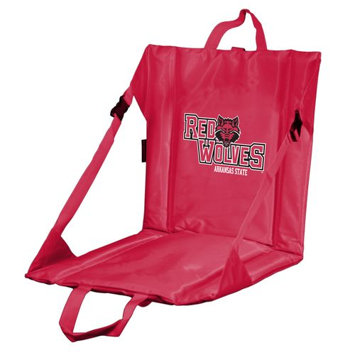 Logo™ Arkansas State University Stadium Seat