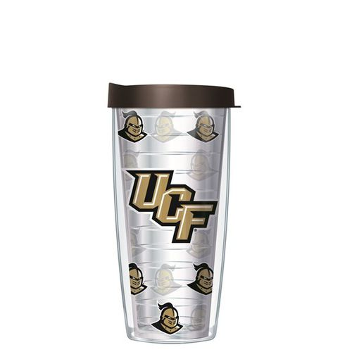 Signature Tumblers University of Central Florida Traveler 16 oz. Thermal Insulated Tumbler with Lid