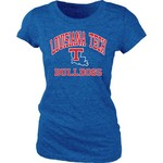 Blue 84 Juniors' Louisiana Tech University Triblend T-shirt