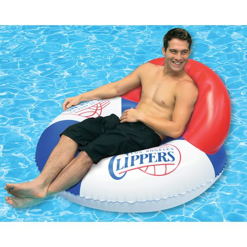 Poolmaster® Los Angeles Clippers Luxury Drifter - view number 3