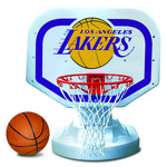 Poolmaster® Los Angeles Lakers Competition Style Poolside Basketball Game