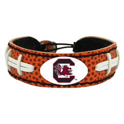 GameWear University of South Carolina Classic Football Bracelet