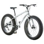 "Mongoose® Men's Malus 26"" 7-Speed Fat Tire Bicycle"