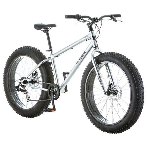 "Mongoose® Men's Malus 26"" 7-Speed Fat Tire Cruiser Bicycle"