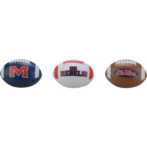 Rawlings® Boys' University of Mississippi 3rd Down Softee