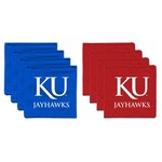 BAGGO® University of Kansas 12 oz. Cornhole Beanbag Toss Bags 8-Pack