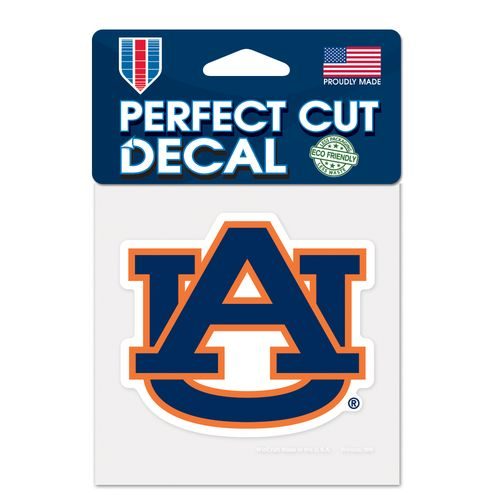 WinCraft Auburn University Perfect Cut Decal