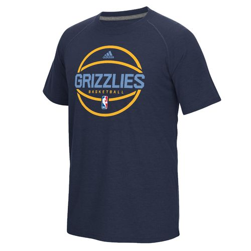 adidas™ Men's Memphis Grizzlies New Ball Graphic T-shirt