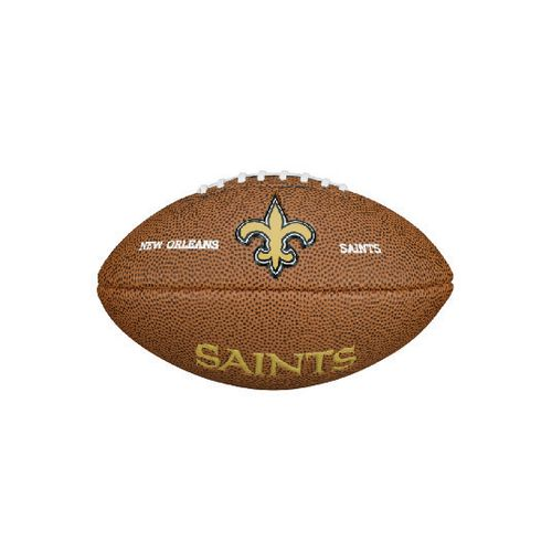 Wilson Kids' New Orleans Saints Mini Team Logo Football