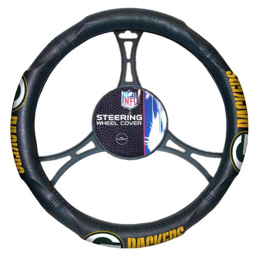 The Northwest Company Green Bay Packers Steering Wheel