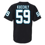 NFL Toddler Boys' Carolina Panthers Luke Kuechly #59 Fashion Performance T-shirt