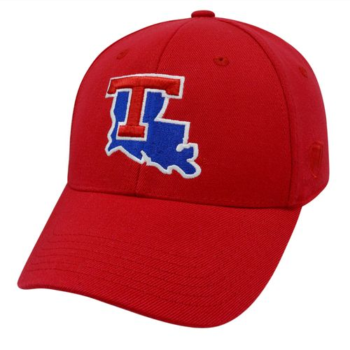 Top of the World Adults' Louisiana Tech University Premium Collection Memory Fit™ Cap
