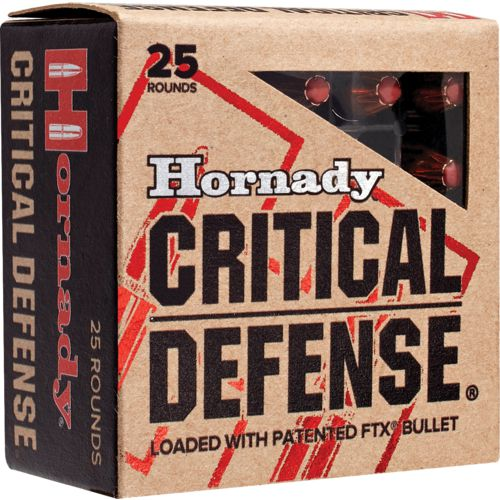Hornady Critical Defense .30 Carbine 110-Grain Centerfire Rifle Ammunition