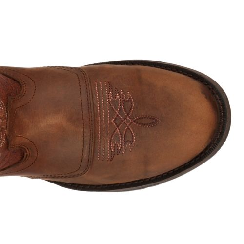 Durango Men's Rebel Saddle Western Boots - view number 4