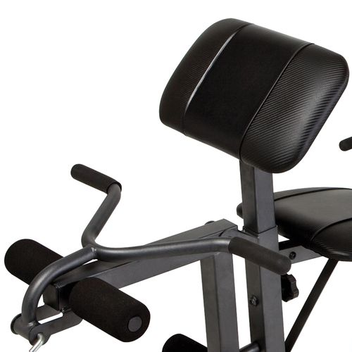 Marcy Diamond Elite Standard Weight Bench - view number 5
