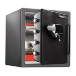 Sentry®Safe Touch Lock Fire Safe with Alarm - view number 3