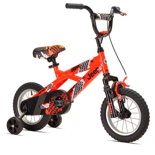 "KENT Boys' Jeep 12"" Bicycle"