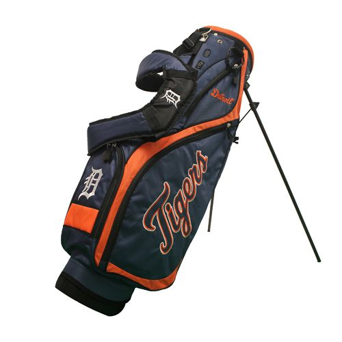 Team Golf Detroit Tigers Nassau Stand Golf Bag