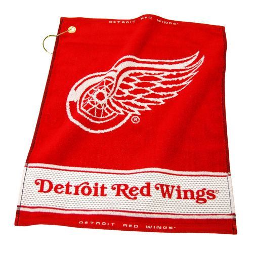 Team Golf Detroit Red Wings Woven Towel - view number 1
