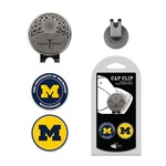 Team Golf University of Michigan Marker Cap Clip - view number 1