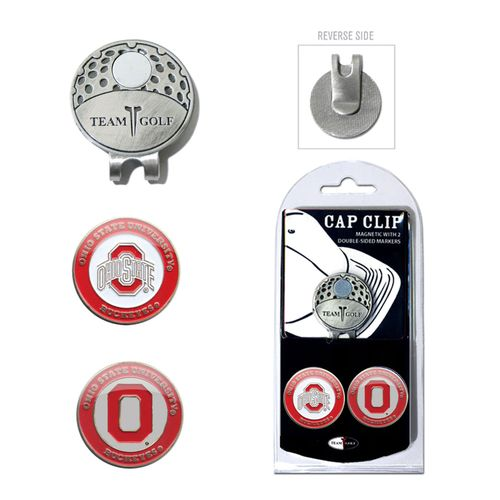 Team Golf Ohio State Marker Cap Clip
