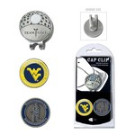 Team Golf West Virginia University Marker Cap Clip - view number 1