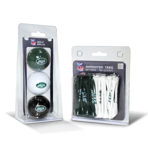 Team Golf New York Jets Golf Balls and Tees Set - view number 1