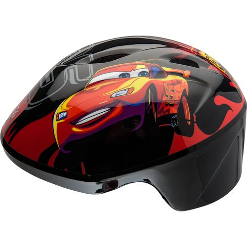 Display product reviews for Cars Toddlers' Classic McQueen Bike Helmet