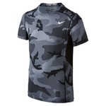 Nike Boys' Hypercool Camo T-shirt