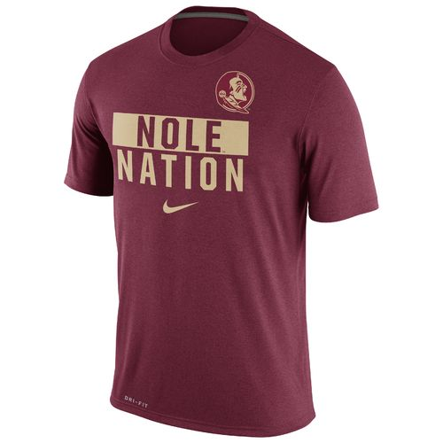 Nike™ Men's Florida State University Legend Local Verb T-shirt