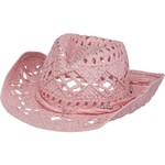 O'Rageous® Girls' Lurex Cowboy Hat with Beaded Trim