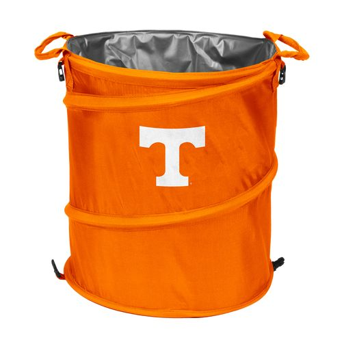 Logo™ University of Tennessee Collapsible 3-in-1 Cooler/Hamper/Wastebasket - view number 1