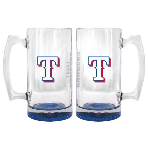 Boelter Brands Texas Rangers Elite 25 oz. Tankard