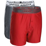 Under Armour® Boys' Original Series Boxer Shorts 2-Pack