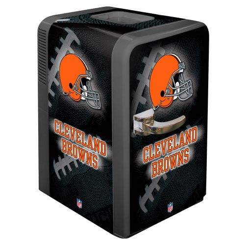 Boelter Brands Cleveland Browns 15 qt. Portable Party Refrigerator