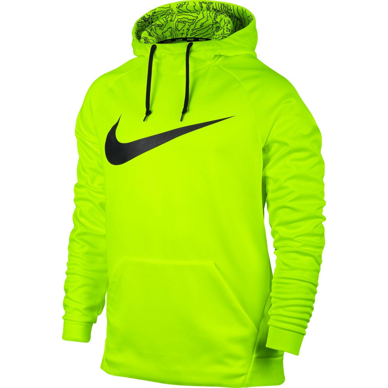 yellow nike sweatshirt