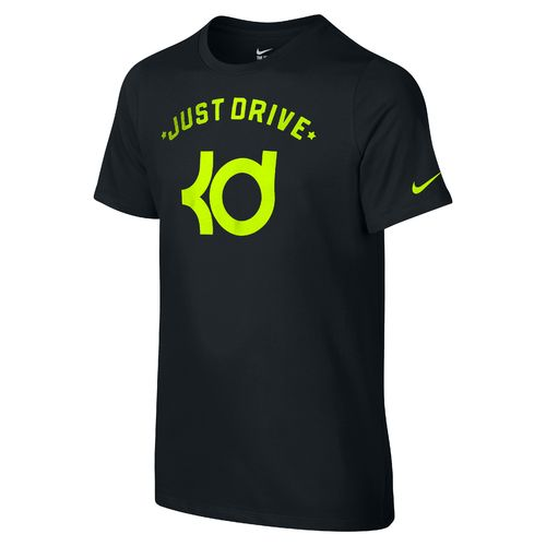 Nike Boys' KD Just Drive Logo T-shirt