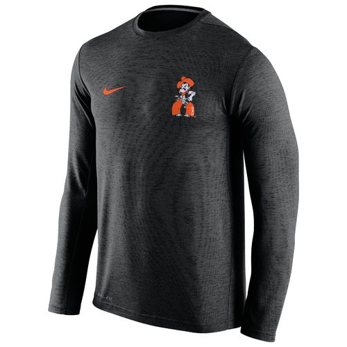 Nike™ Men's Oklahoma State University DF Touch Long Sleeve T-shirt