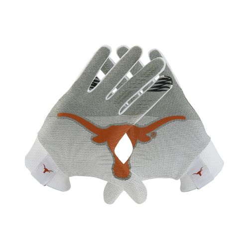 Nike Adults' University of Texas Stadium Football Gloves